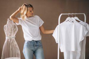 Peça curinga: camisa branca