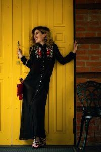Peça curinga: vestido preto
