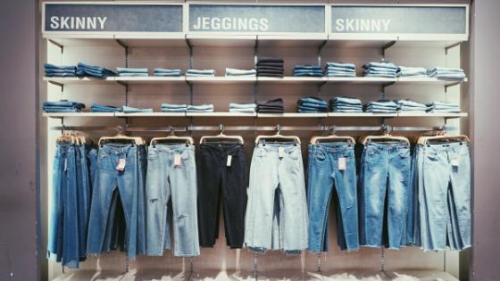 De onde vem o Jeans?