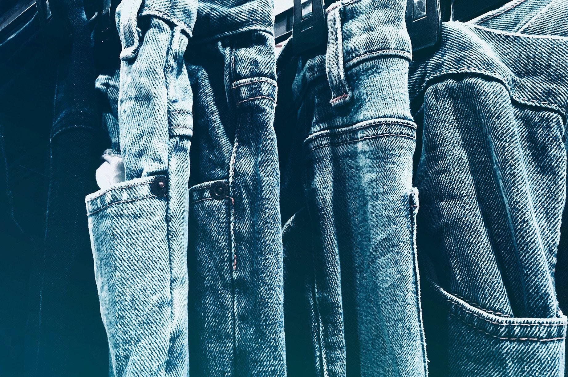 A história do jeans